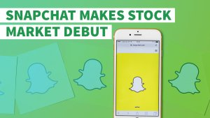 Valuation Grows to $33 Billion as Snap Inc. Begins Trading on NYSE