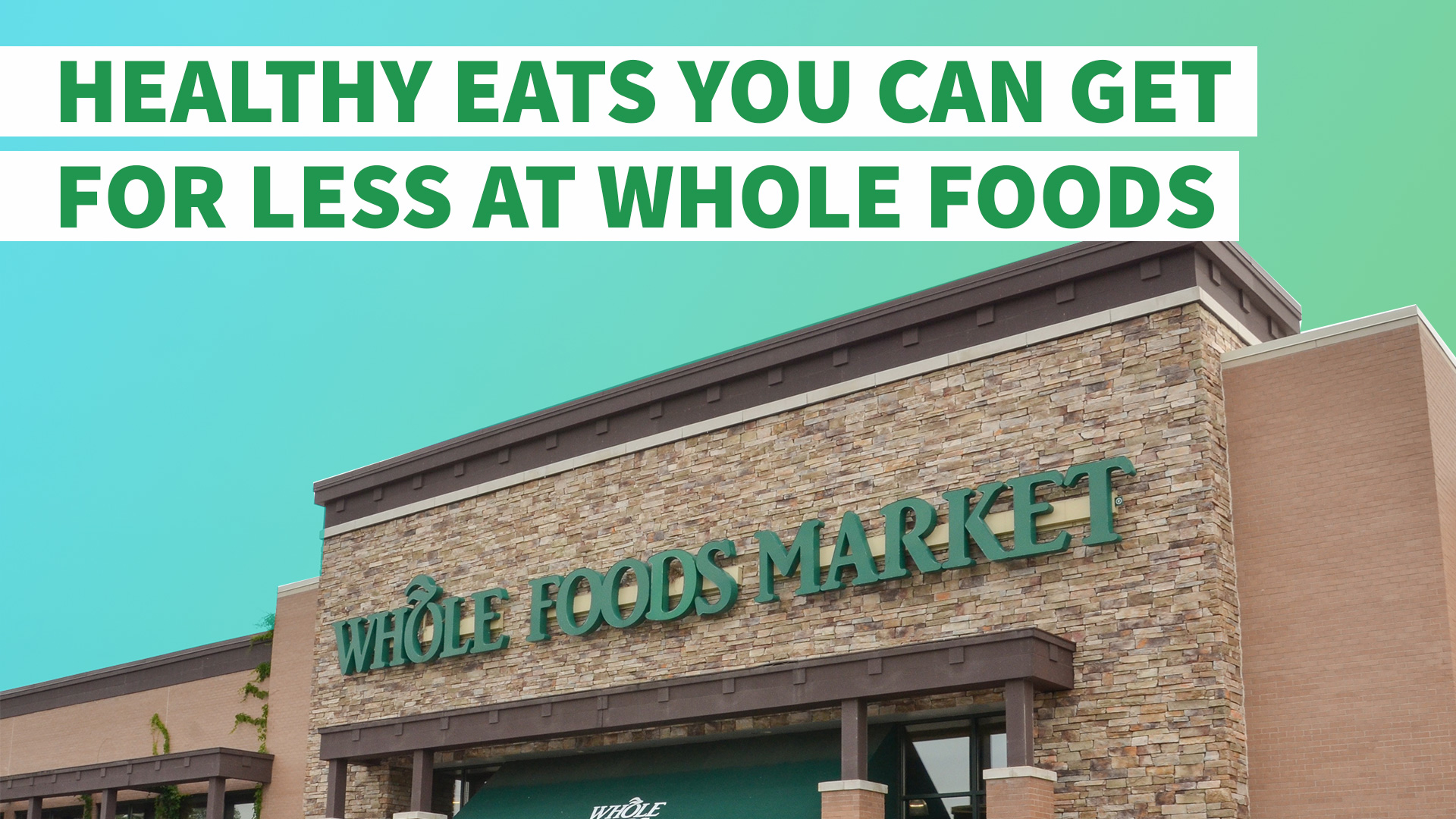 Blue apron vs grocery shopping - 8 Healthy Eats You Can Get For Less At Whole Foods