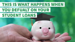 This Is What Happens When You Default on Your Student Loans