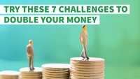 It's Financial Literacy Month! Try These 7 Challenges to Double Your Money