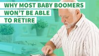 Why Most Boomers Won't Be Able to Retire