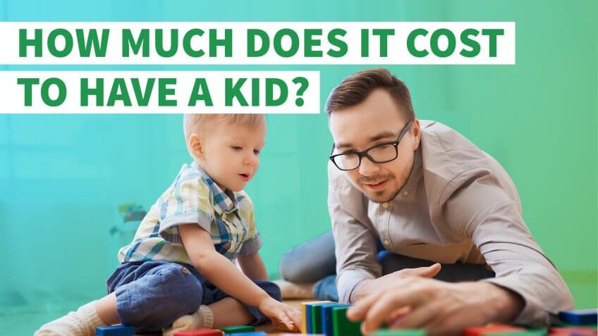 How Much Does It Cost to Have a Kid? Try More Than $250,000