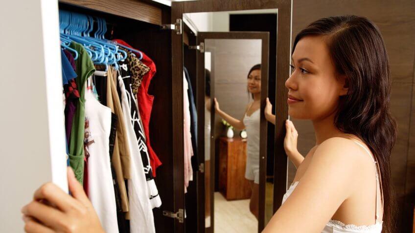 1. Raid Your Closet