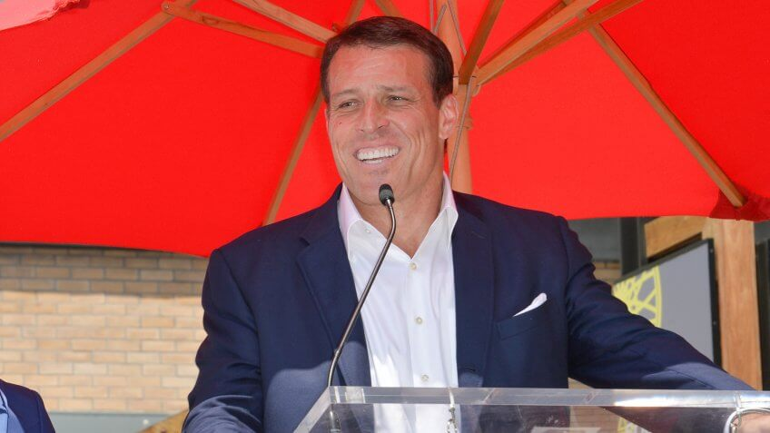 Tony Robbins Net Worth: $500 Million