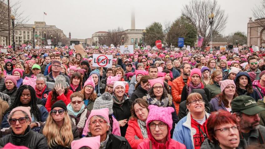 The Cost to Attend and Organize a Protest