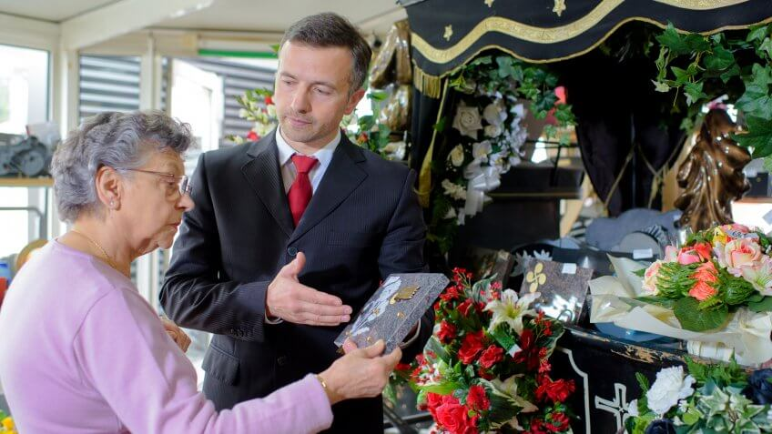 Funerals Can Be Shockingly Expensive