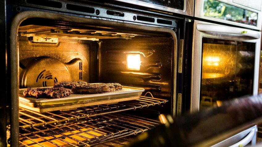 Oven Finishing