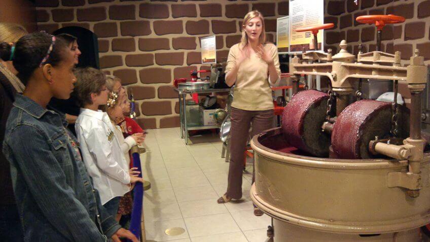 Chocolate Kingdom tour