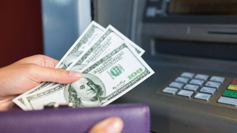 ATM, cash, wallet, withdrawal