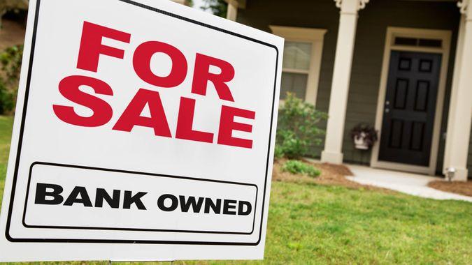 Home Foreclosure