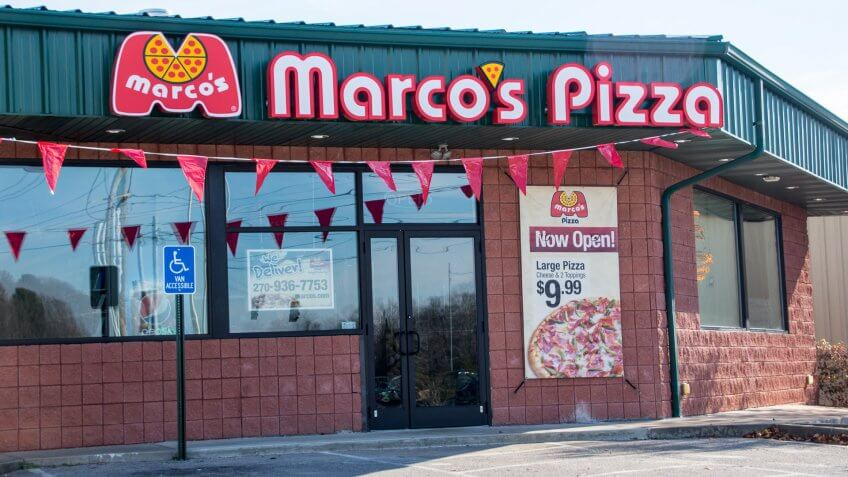 Good Pizza Places Near Me: Fast Food Restaurants Open Near Me Now