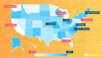 The Most and Least Expensive States to Own a Car