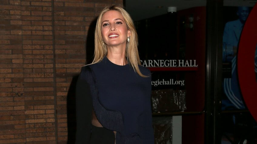 Richest Kid: Ivanka Trump