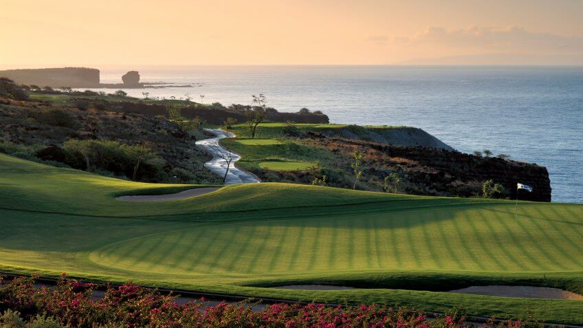 Manele Golf Course Lanai Hawaii