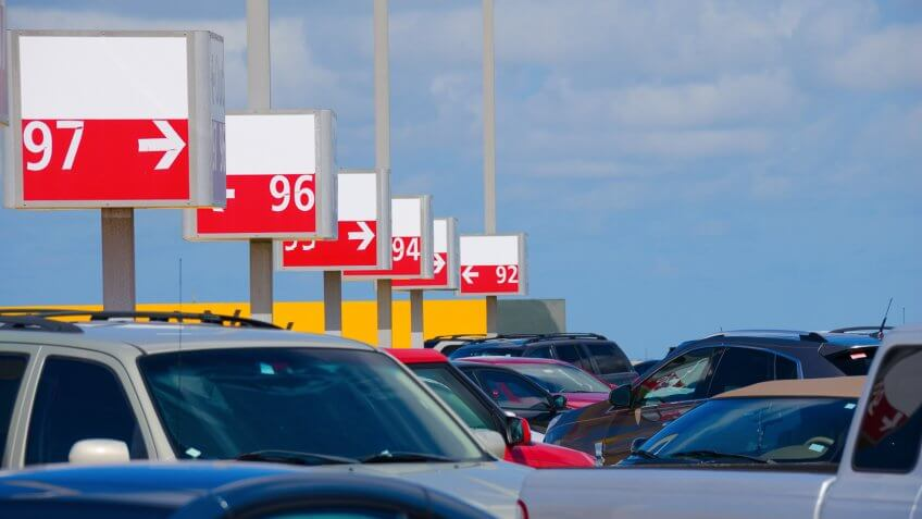 Avoid Airport and Cruise Parking Fees