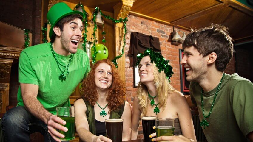 2. Make Your Own St. Patrick's Day Outfit