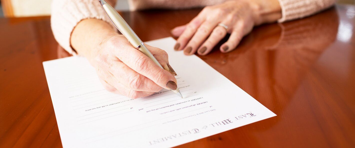 How to Write a Will That Protects Your Assets