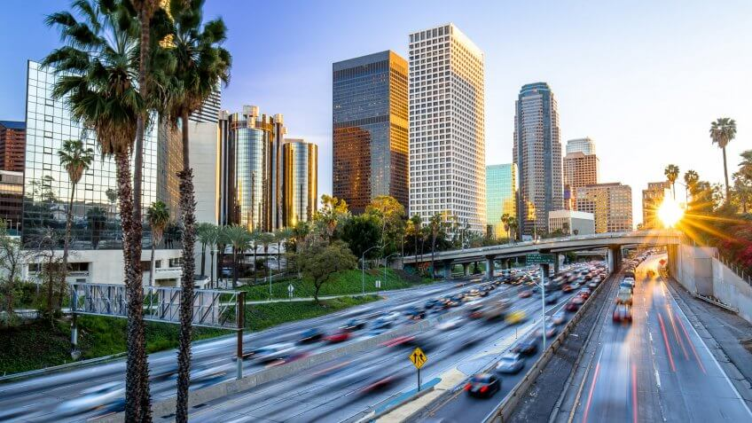 California-Los-Angeles