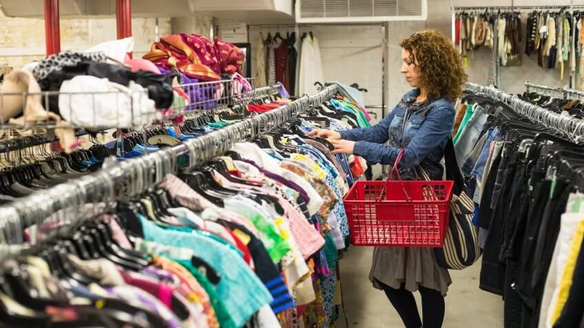 Sell Clothes on Consignment