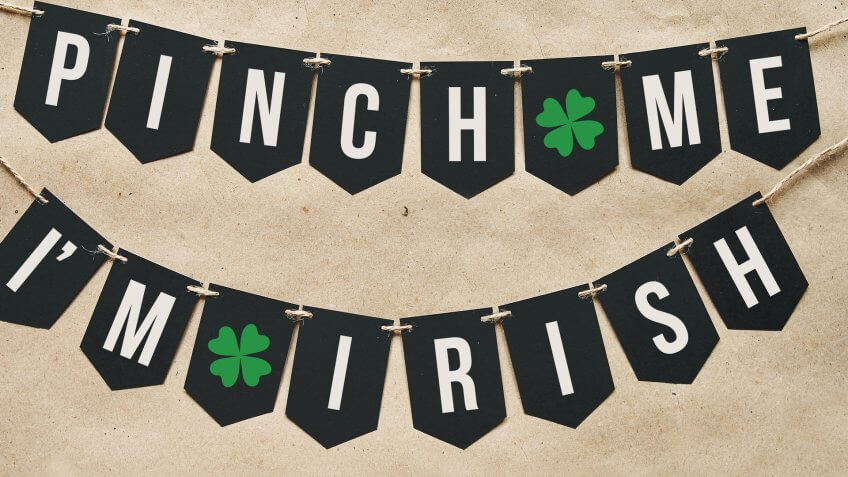 3. Find St. Patrick's Day Printables