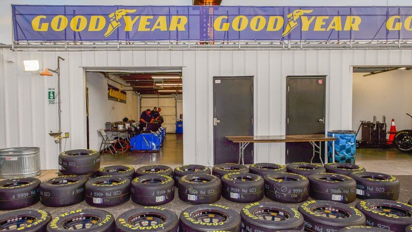 Goodyear Tire and Rubber (GT)
