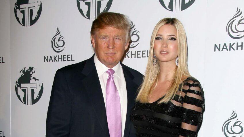 Donald Trump, Ivanka-Trump