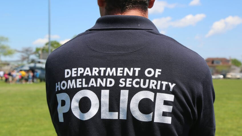 4. The Department of Homeland Security is getting a new office called VOICE.