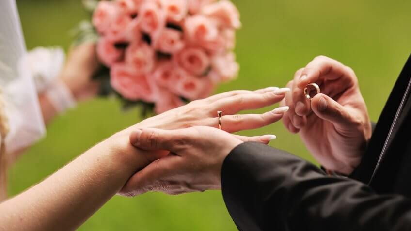True or False: If you get married on Dec. 31, you're considered married for the entire year.