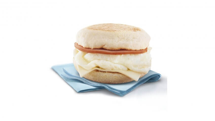 McDonald's Egg White Delight McMuffin