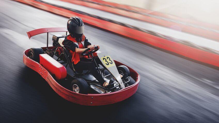 K1 Speed Indoor Karting