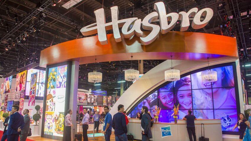 Hasbro (HAS)