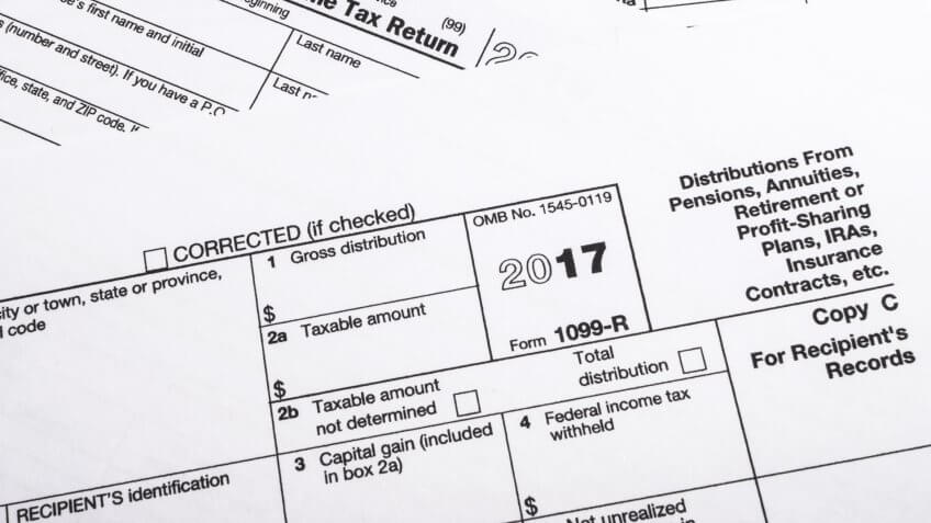 True or False: If you didn't get a tax form, you don't have to report the income.