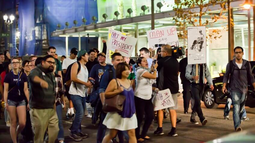 Are Protests Worth the Hefty Price Tag?