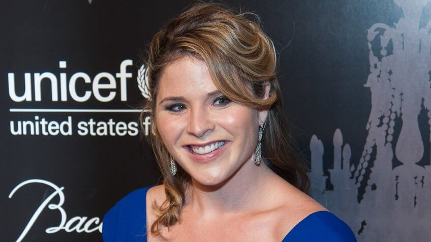 Richest Kid: Jenna Bush Hager