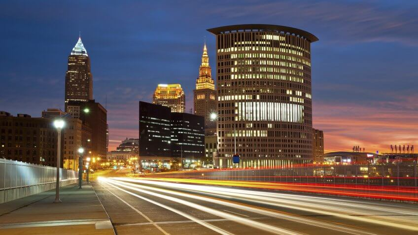 Ohio Cleveland