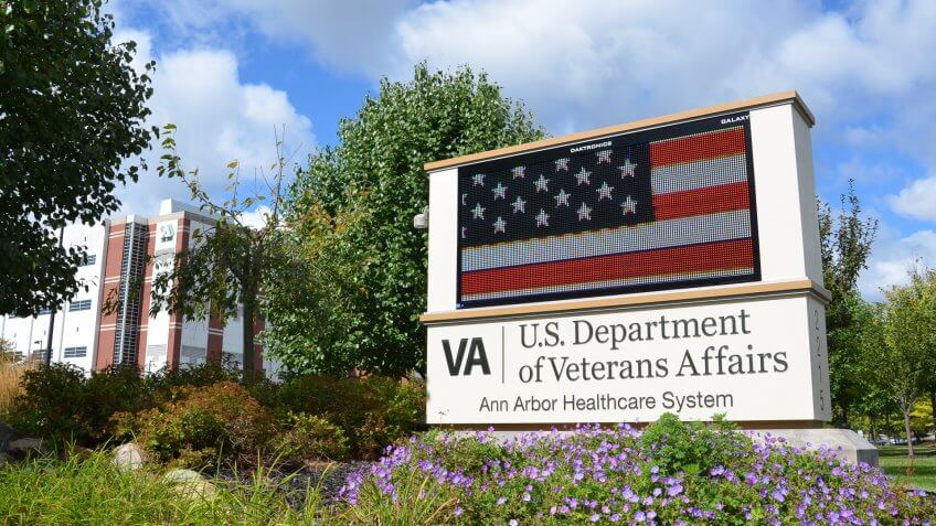 6. Veterans Affairs might get a funding boost.