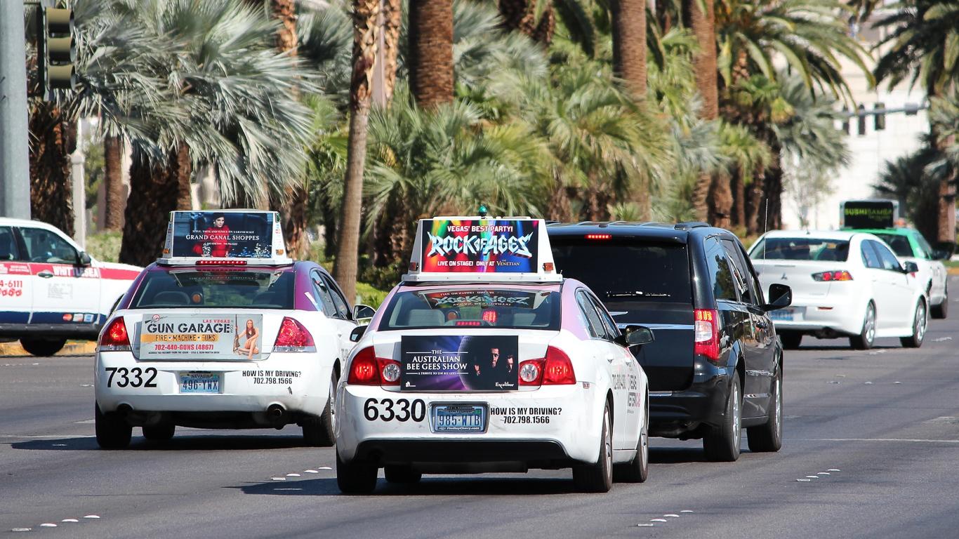 Rental Car Cash Only Las Vegas