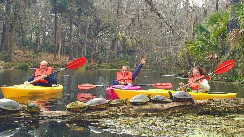 Orlando BK Adventure kayak