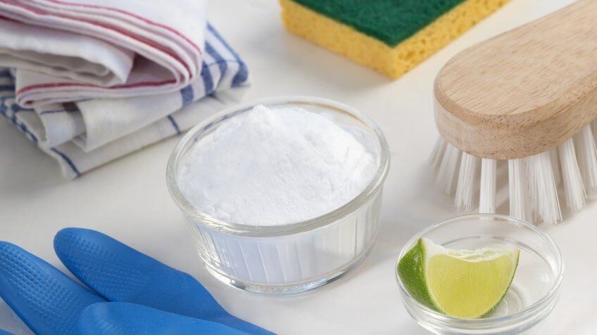 Make an Eco-Friendly Cleaner