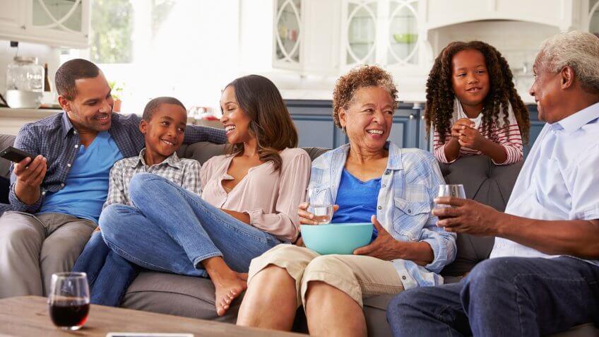 Boomers Are Happy to Help Despite Financial Strain