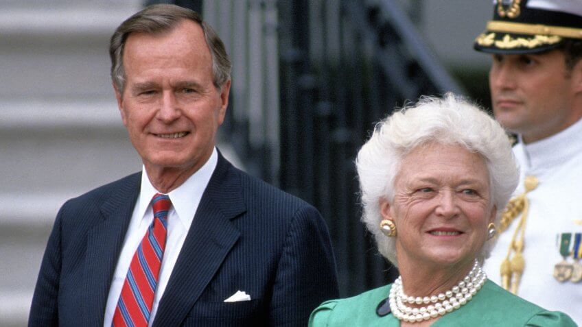 Bush Trump And More The Wealthiest Presidential Families