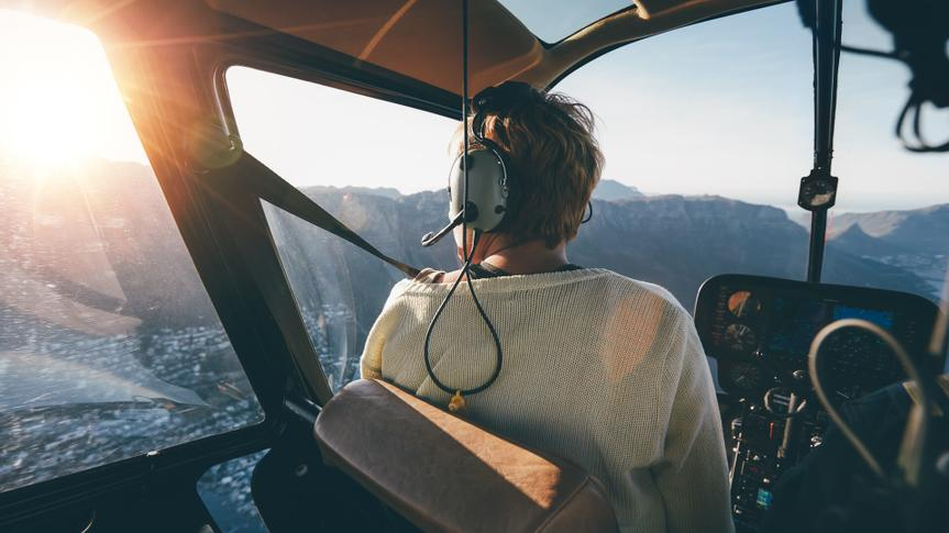 helicopter-ride