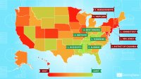 Here's How Much Americans Pay in Taxes in Every State