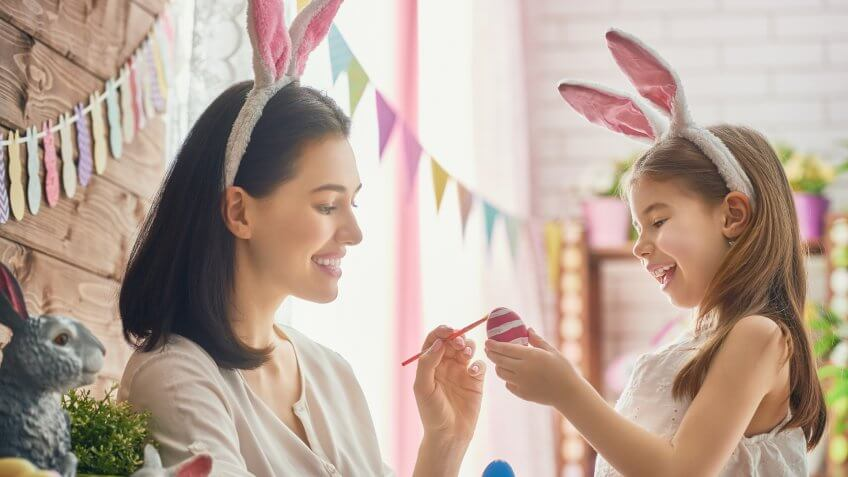 Spoil Your Kids With This Easter Basket Under $10