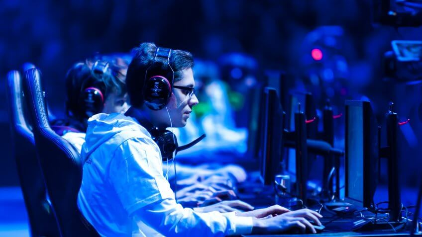Play Video Games, Make Millions — Here's How