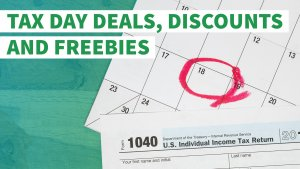 35 Tax Day 2017 Deals, Discounts and Freebies