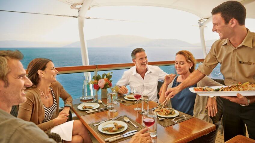 12 Extended Cruises Only the Rich Can Afford