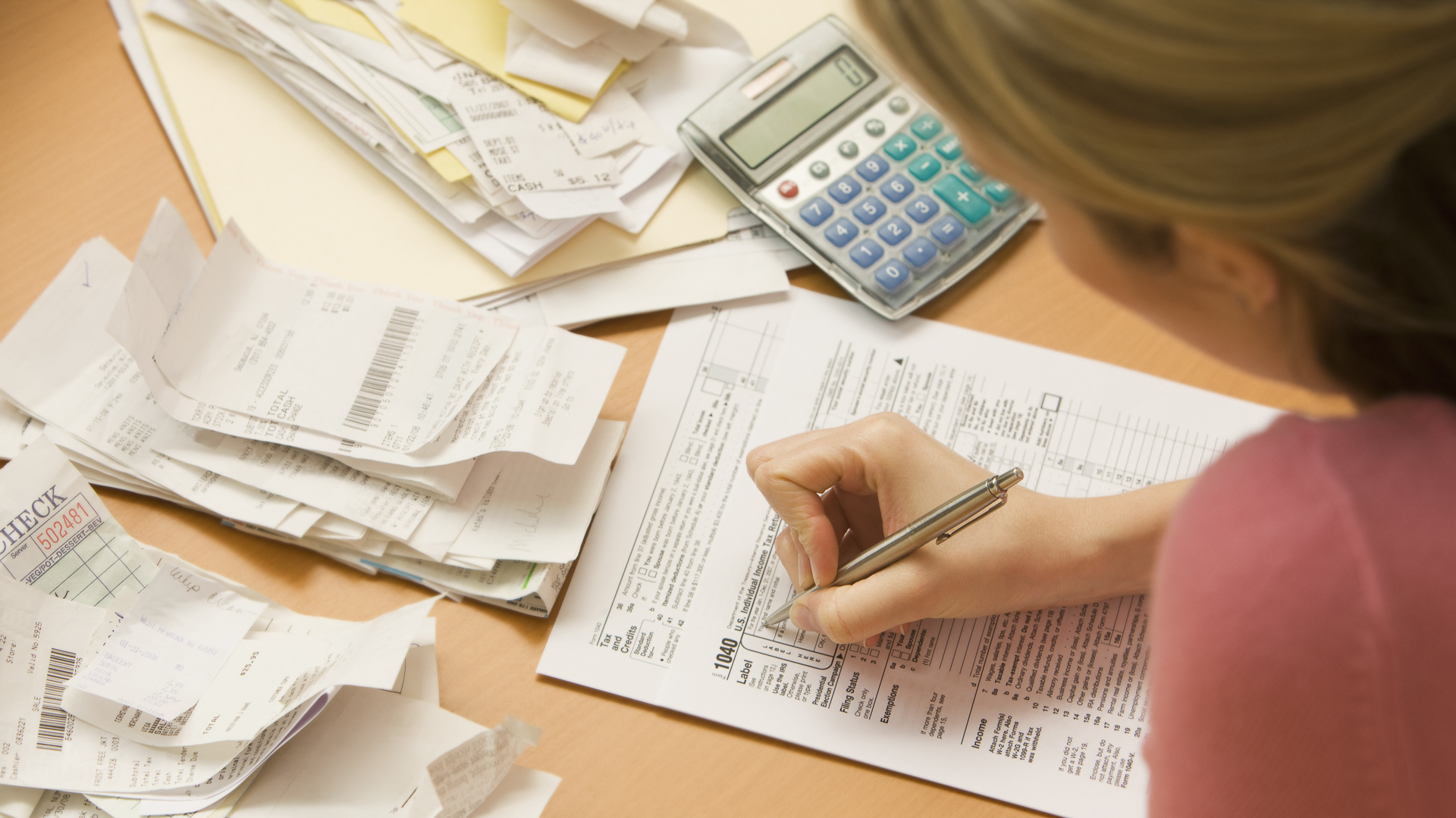 What is tax form 1040 gobankingrates these are the receipts to keep for doing your taxes falaconquin