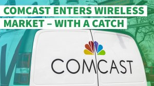 Comcast's New Mobile Service Is Keeping You From Cutting the Cable Cord