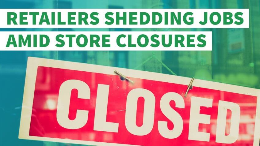 841531dd80804 Future Is Gloomy for Retailers as They Cut Jobs and Shutter Stores ...